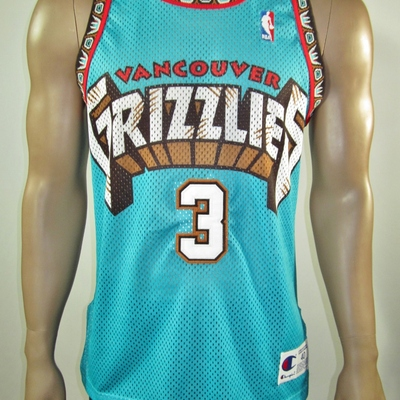 Shareef Abdur-Rahim Vancouver Grizzlies Authentic Champion Jersey 40 NWT ·  DFRNSH8 · Online Store Powered by Storenvy 20065188a