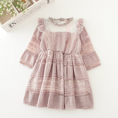 Ottille princess dress