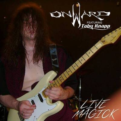 "Onward ""live magick"" limited edition dvd"