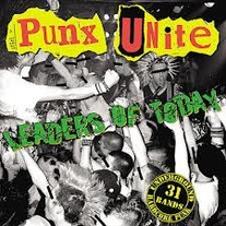 SOLD OUT - Punx Unite CD - Leaders of Today Comp medium photo