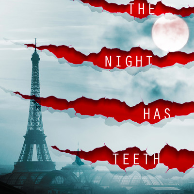 The night has teeth (collector's edition paperback) by kat kruger (the magdeburg trilogy, #1)