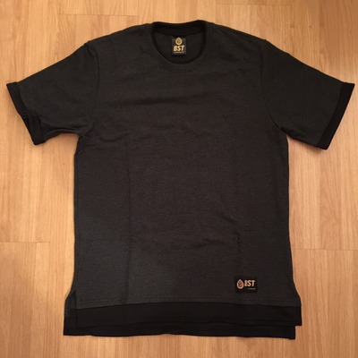 Bst 2 tones tee (grey/black)