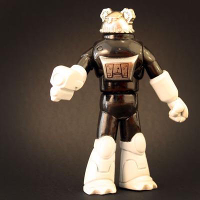 Ion men: microman tribute