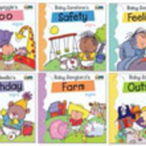Baby Signs® Circle Time Books - Set 2