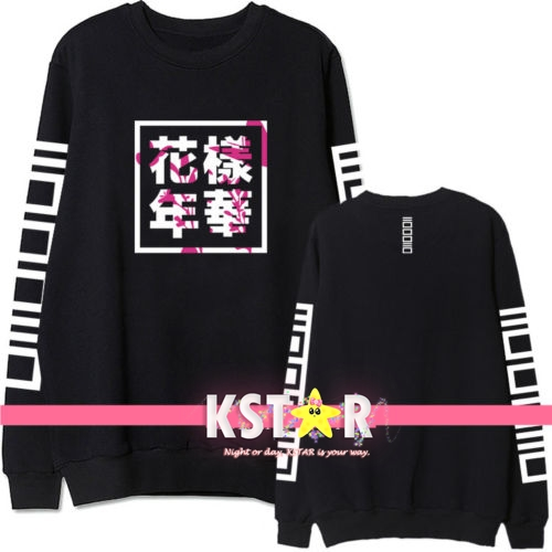 BTS In the Mood for Love (화양연화) Sweater · K-STAR · Online ...