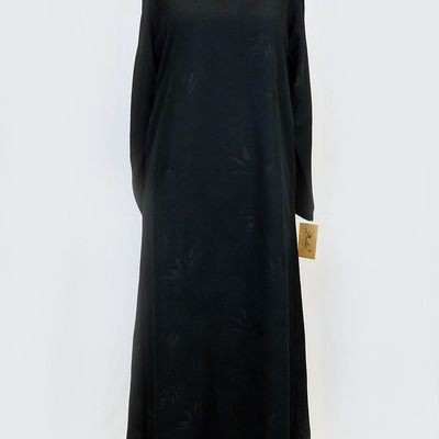 Midnight forest a-line abaya