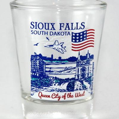 US CITIES SHOT GLASSES ? World By Shotglass ? Online Store ...