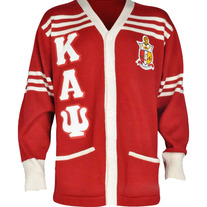 Kappa Alpha Psi Ol' Skool Cardigan Sweater