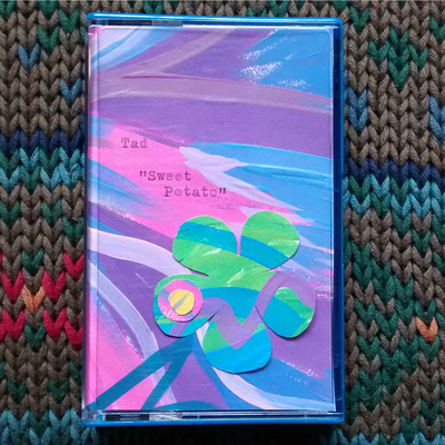 "Tad ""sweet potato"" cassingle demo (dnt057)"