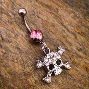 Outlaw Belly Ring