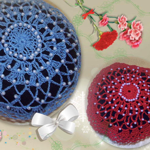 Crochet Pattern Diy Pearl Beaded Sachet Patterns Tried And True