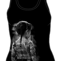 Tattoo Kid Women's Tank