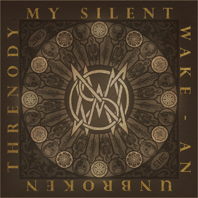 My Silent Wake An Unbroken Threnody Cd 183 Stone Groove