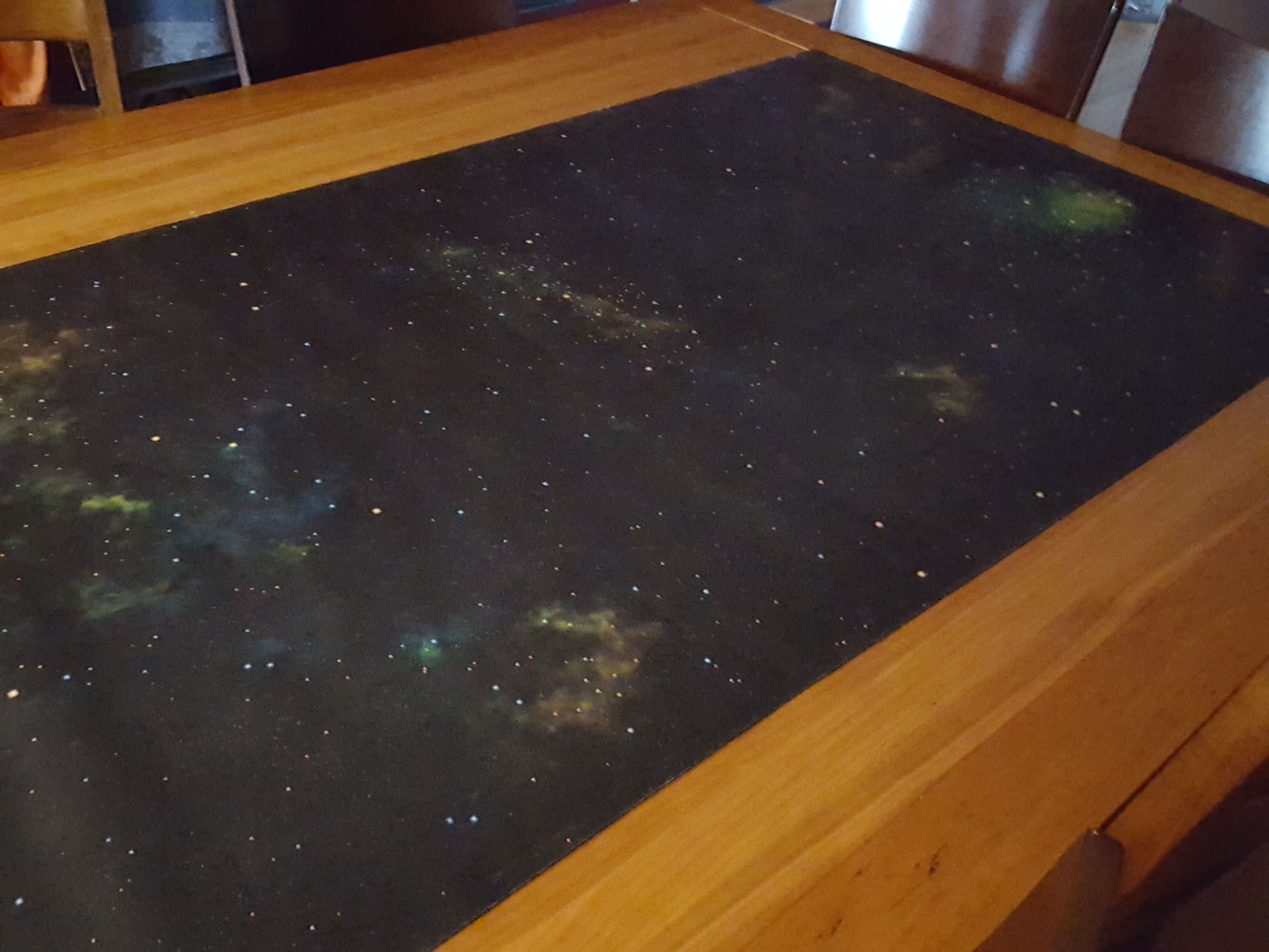 Break From Reality Games Gripmat Starfield Sector V 36