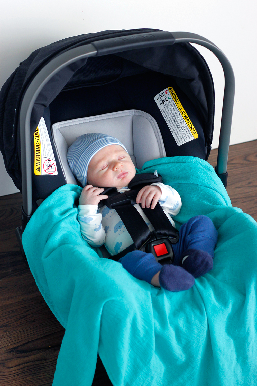 Car Seat Swaddle