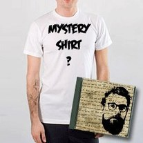 The Cries Of - CD/Mystery Shirt Pack