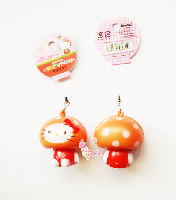 Hello Kitty Orange Costume Squishy (with Tags) ? Uber Tiny ? Online Store Powered by Storenvy
