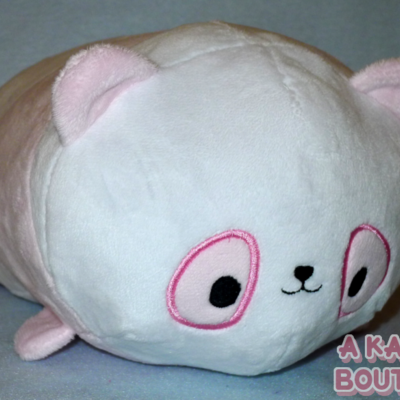 Strawberry Panda Tsumu Roll Plush