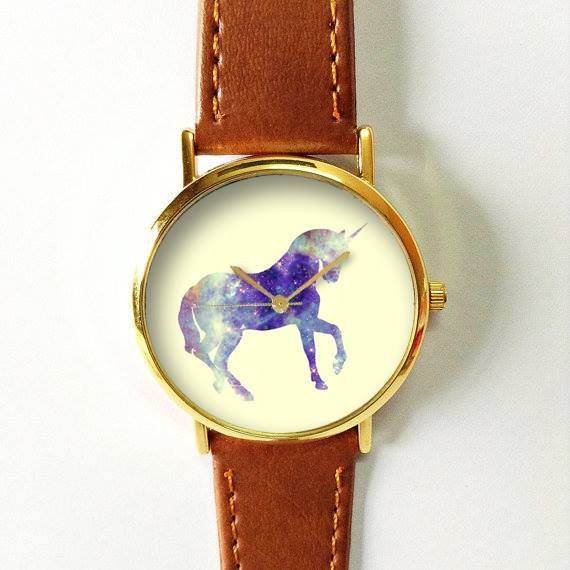 Unicorn Watch Women Watches Men S Watch Vintage Style