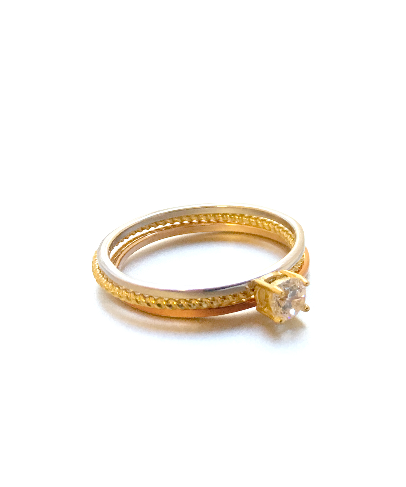 bands simple marie altana dainty band stacking gold unique rings by ring thin diamond products rose in