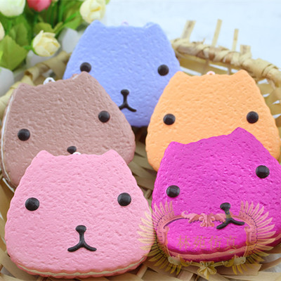 Kapibarasan ice cream sandwich squishy biscuit (more colors)