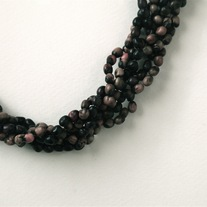 Multi-Strand Church Seed Necklace