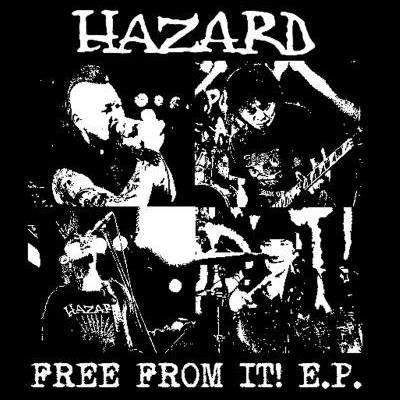 Hazard - free from it 7""