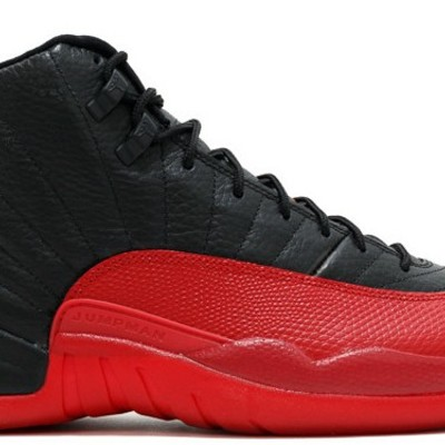 Jordan 12 retro flu game 2016 130690-002