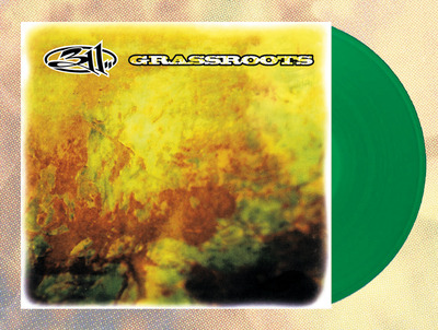 311- Grassroots(1st time on vinyl)