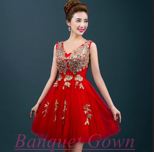 Lovely Red Homecoming Dresses,Cute Short Prom Dresses,Pink Prom ...