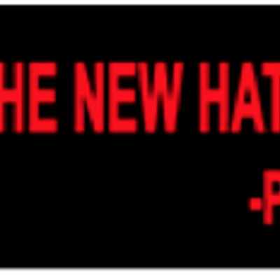 Truth is the new hate speech bumpersticker