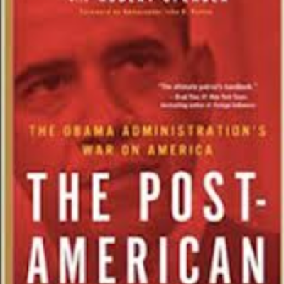 Autographed book: the post-american presidency: the obama administration's war on america