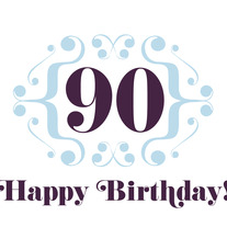 Happy 90th