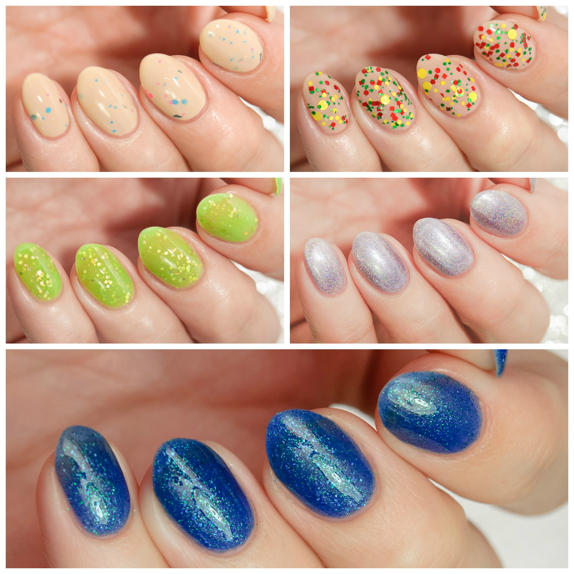 MINI Summer Destinations Collection - custom summer scented nail ...