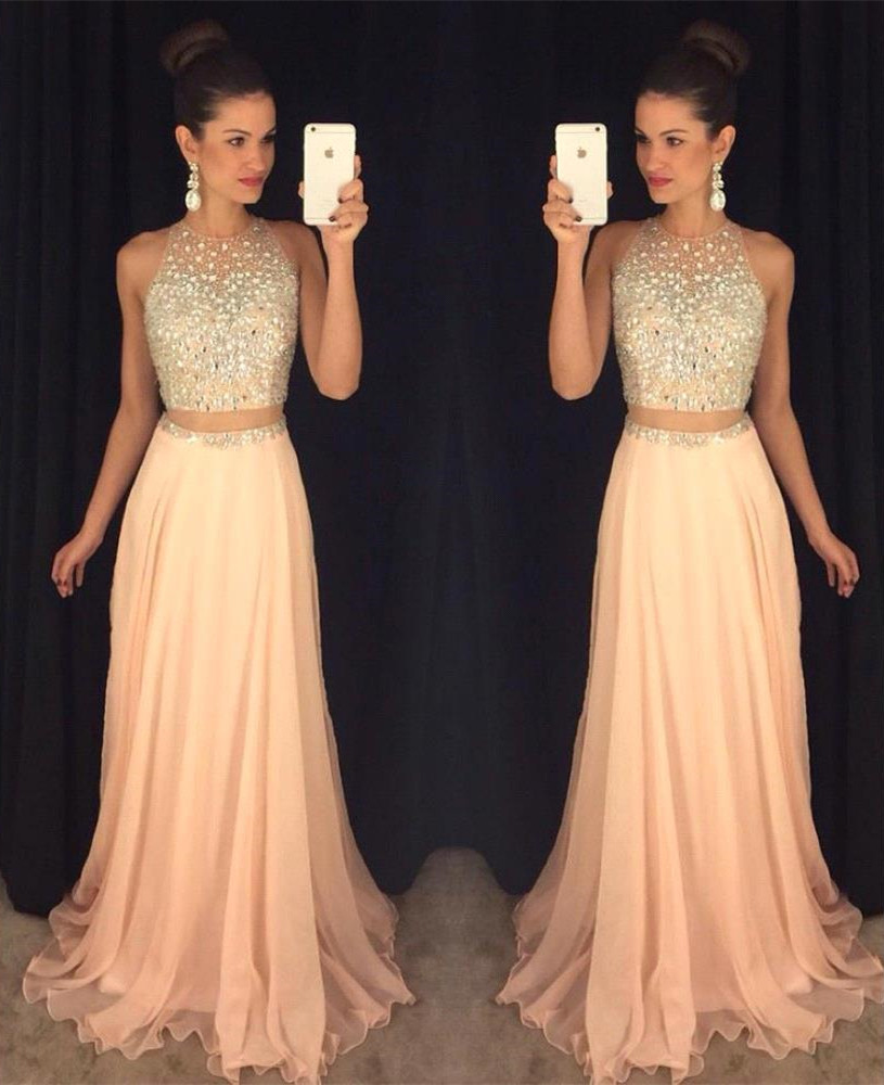 Peach Prom Dresses for Teens – Fashion