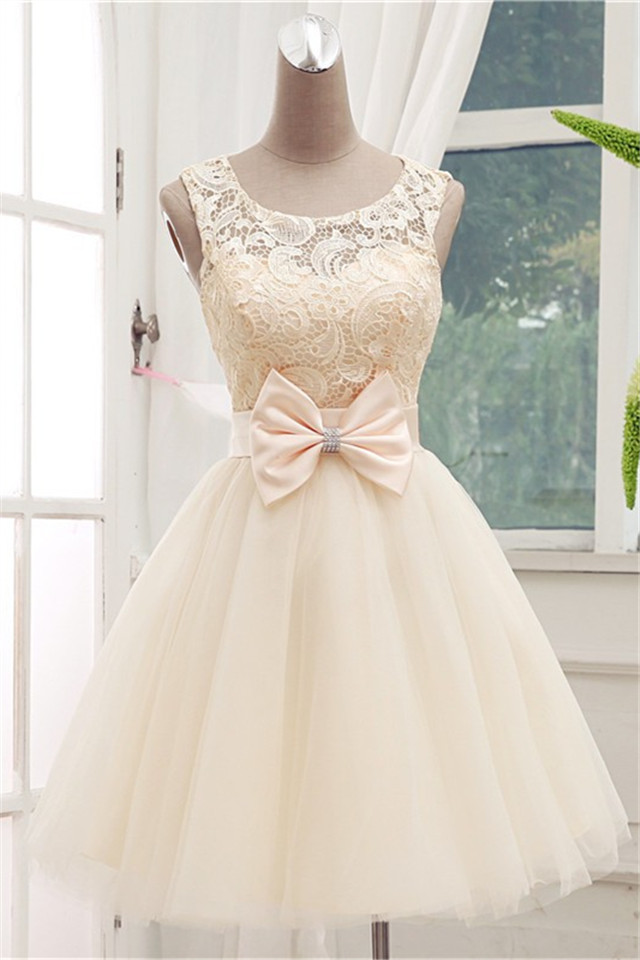 Solo Dress Homecoming Dress,Lace Homecoming Dresses,Short Prom Gown ...