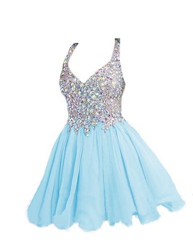Solo Dress Mint Green Homecoming Dress,Short Prom Dresses,Homecoming ...