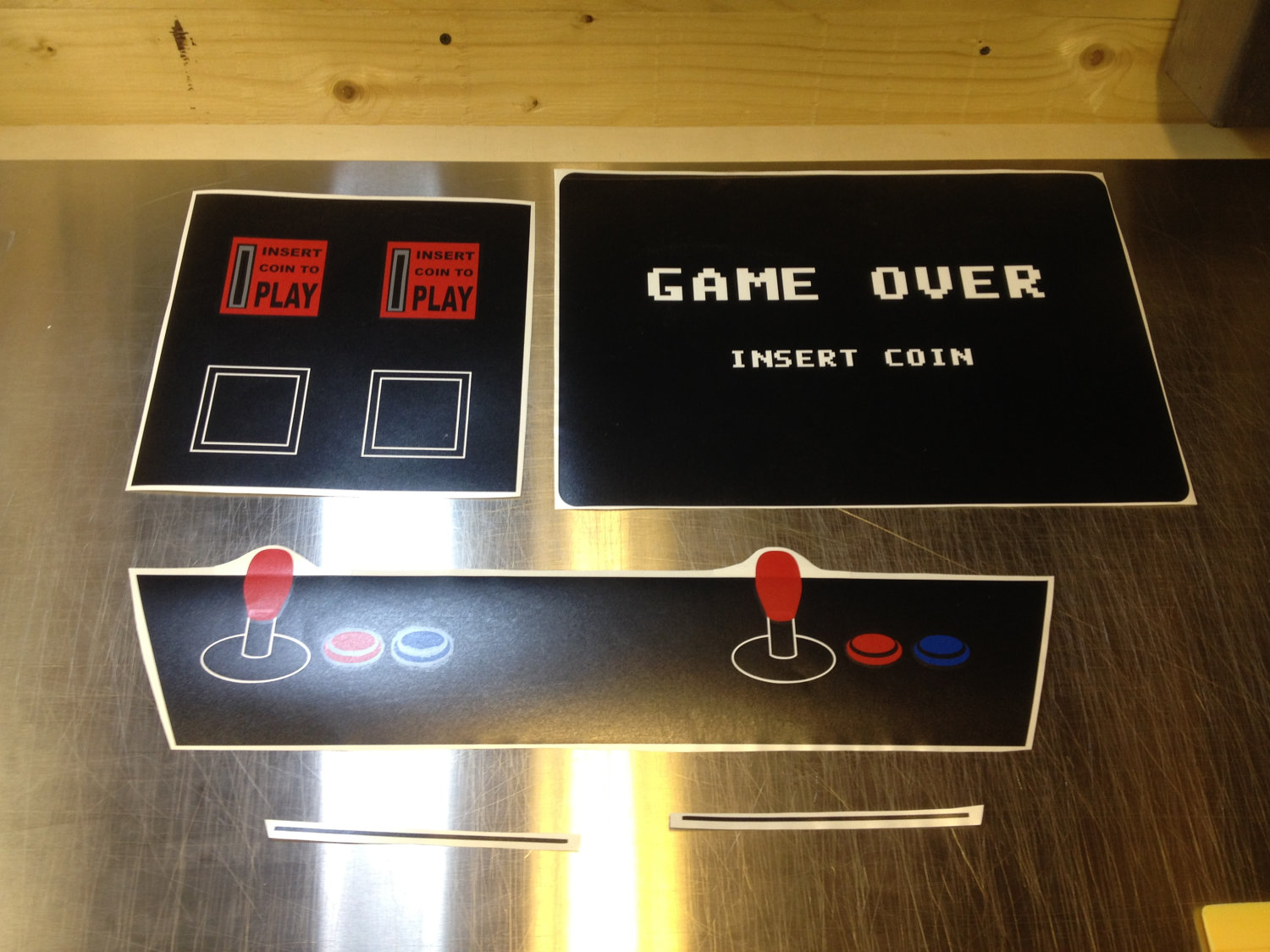 Walking Dead Promotions | Turn your fridge into a vintage arcade ...