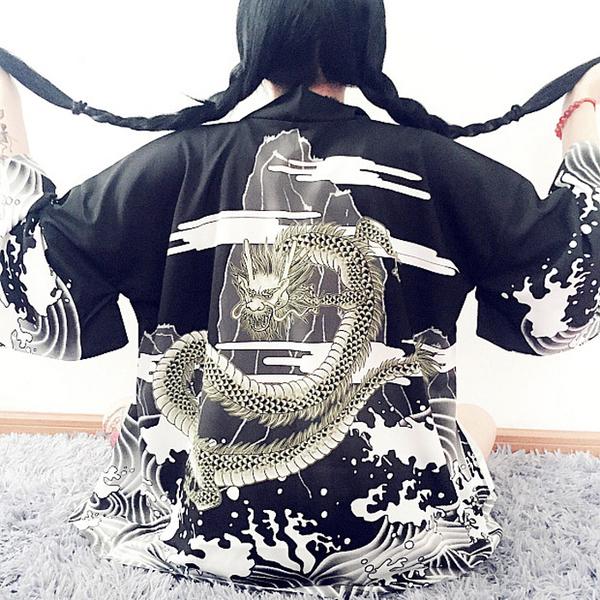 Dragon Kimono 183 Pocket Tokyo 183 Online Store Powered By