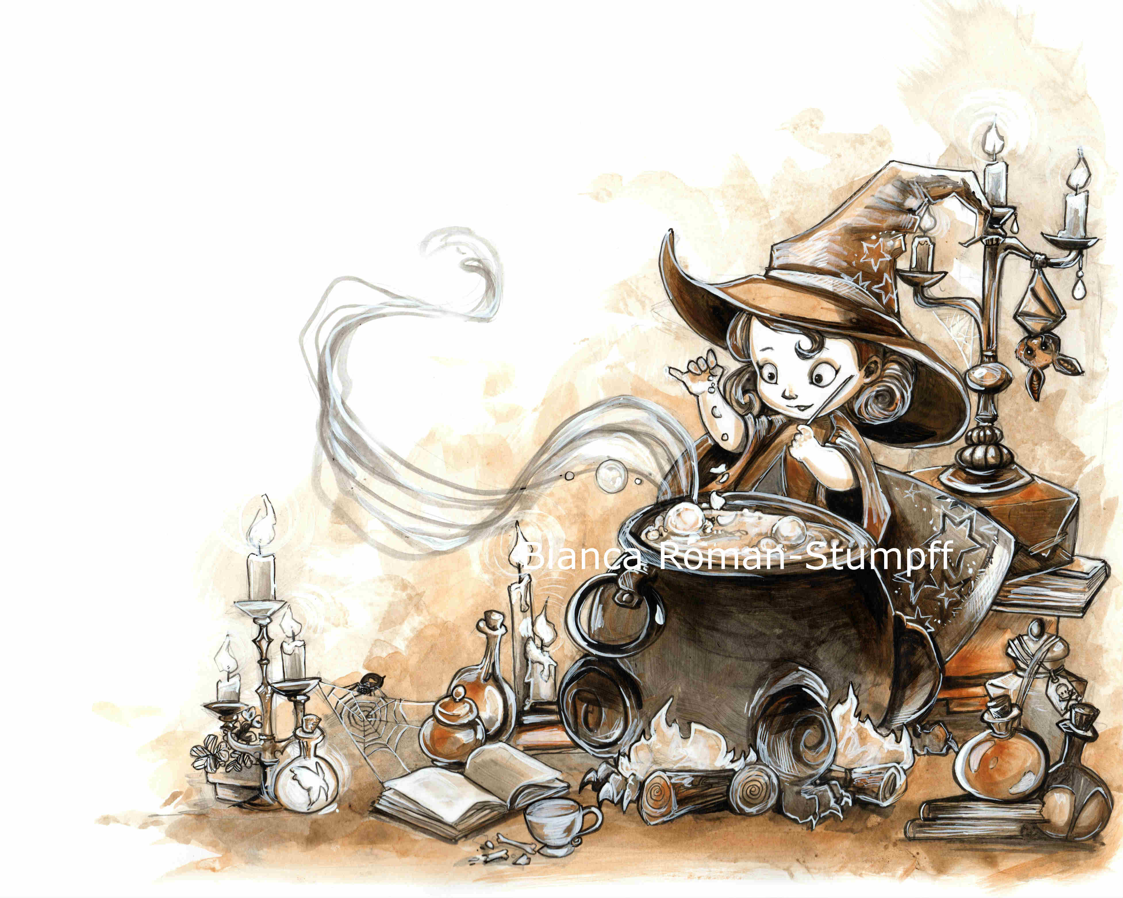 Uncategorized Witch Pictures To Print little witch print art of bianca roman stumpff online store print