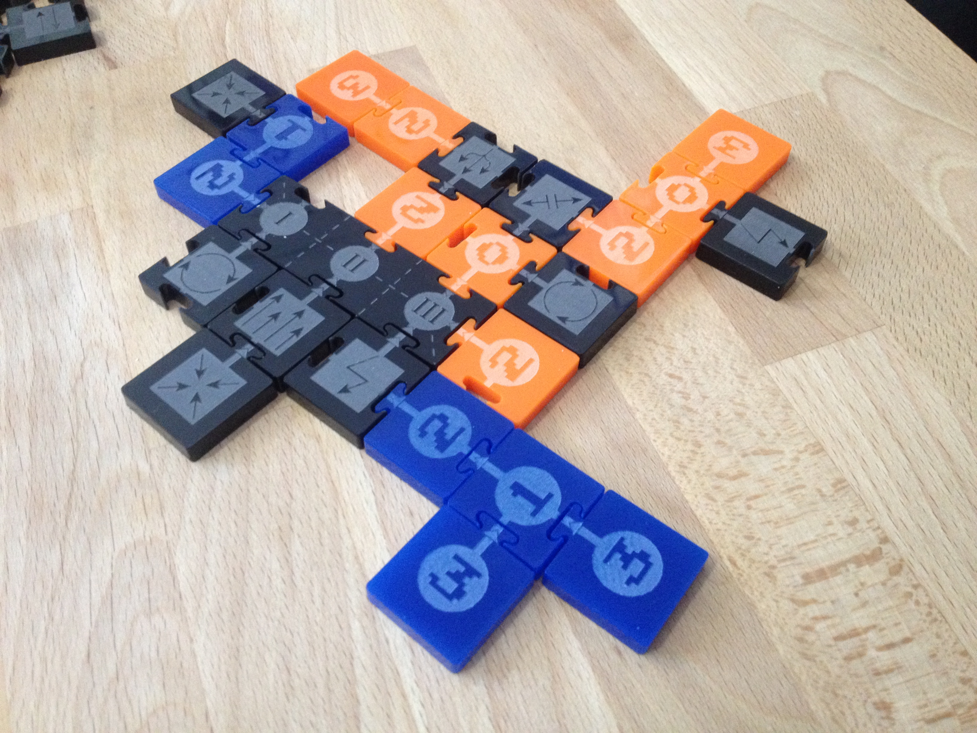 Breaker Blocks - A tabletop game of circuit building and sabotage ...