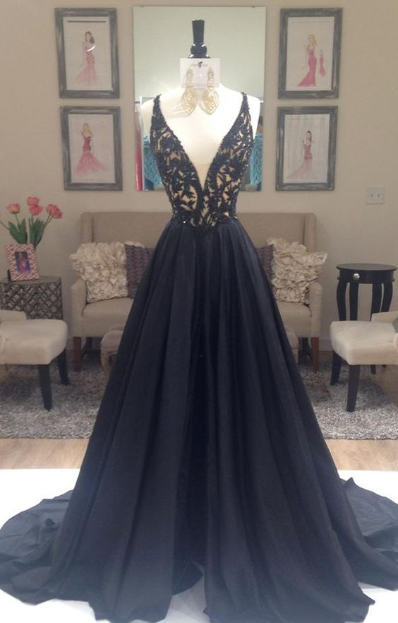 bdbef7bb0c Sexy backless prom dresses