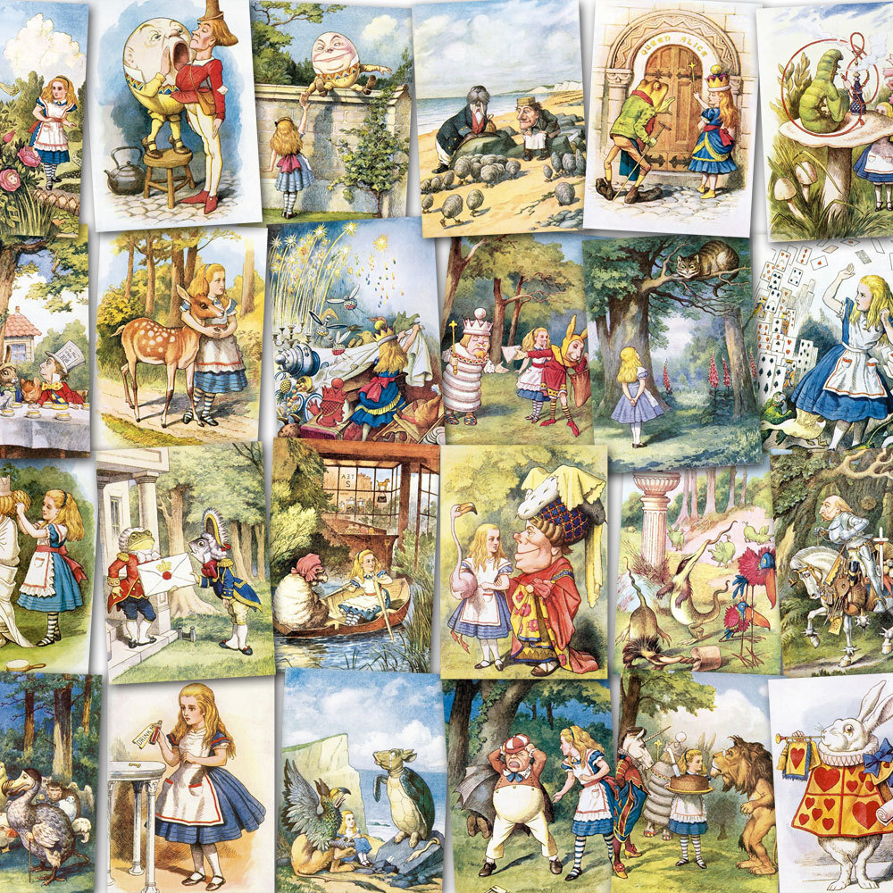 the animals of wonderland tenniel as Animals of wonderland animals of wonderland title: | the animals of wonderland: tenniel as carroll's reader  as this illustration was invented by tenniel.