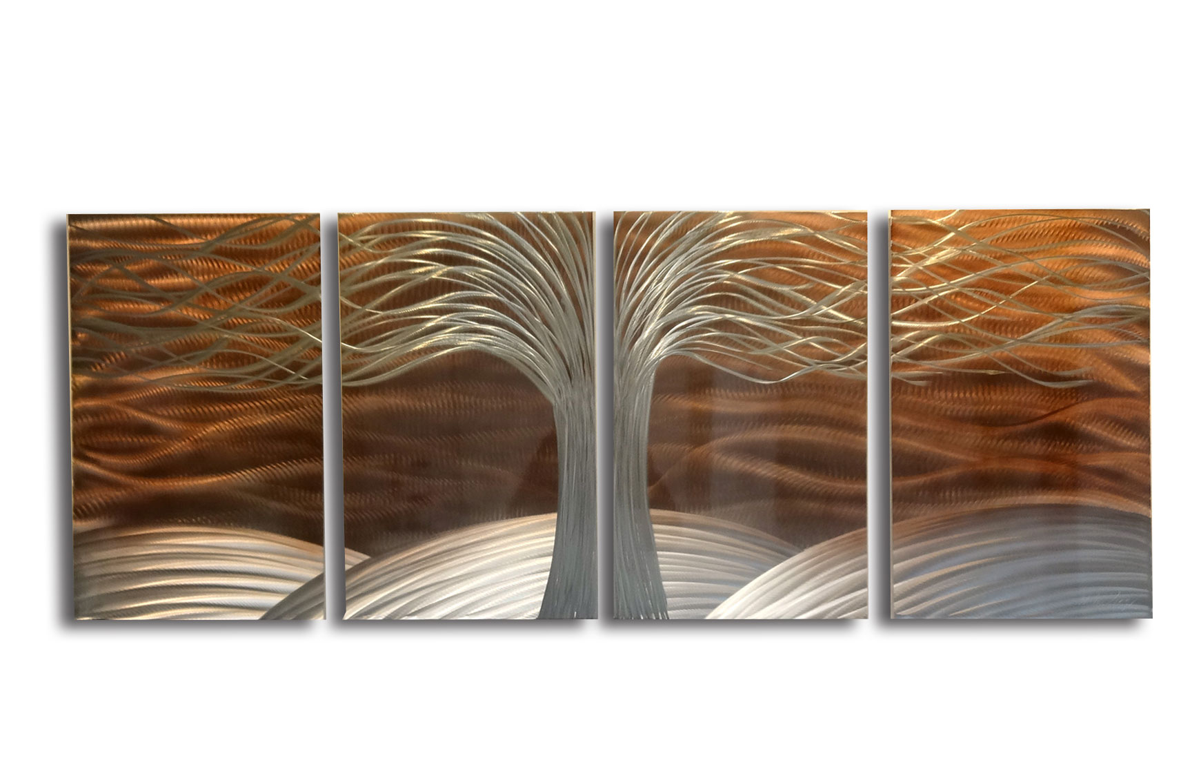 art wall creative images tree pinterest on decorative metal best about panels decor