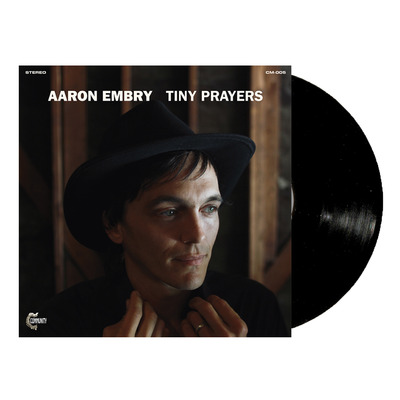Aaron embry - tiny prayers, lp
