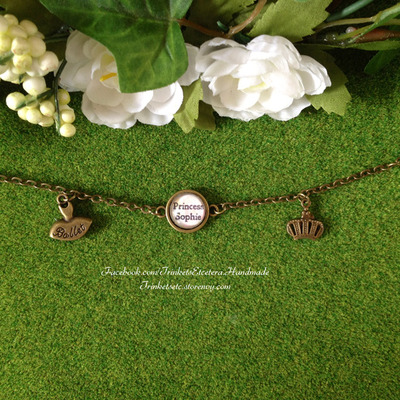 "Customise your ""princess sophie"" bracelet"