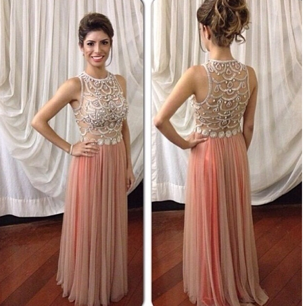 Fashion Prom Dress Prom Dresses Evening Party Gown Formal Wear ...