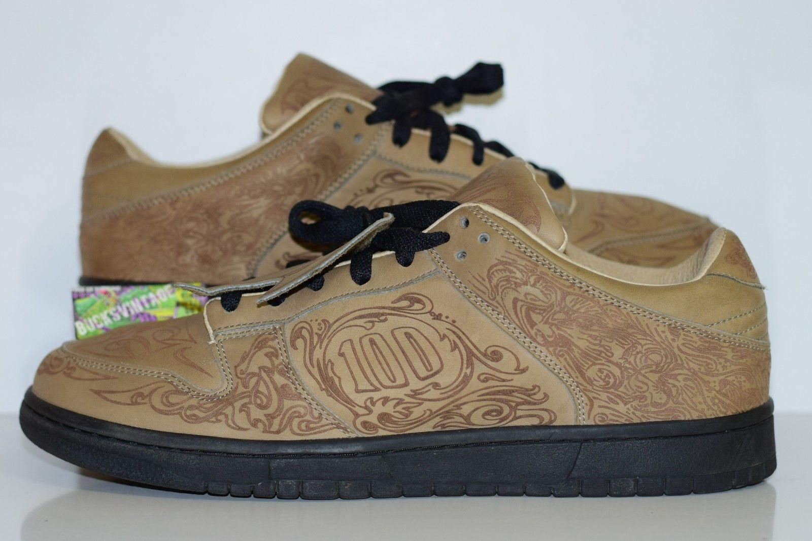 sneakers for cheap 43f10 d7c2f Size 11  RARE 1200 2003 Nike Dunk Low Michael Desmond Laser
