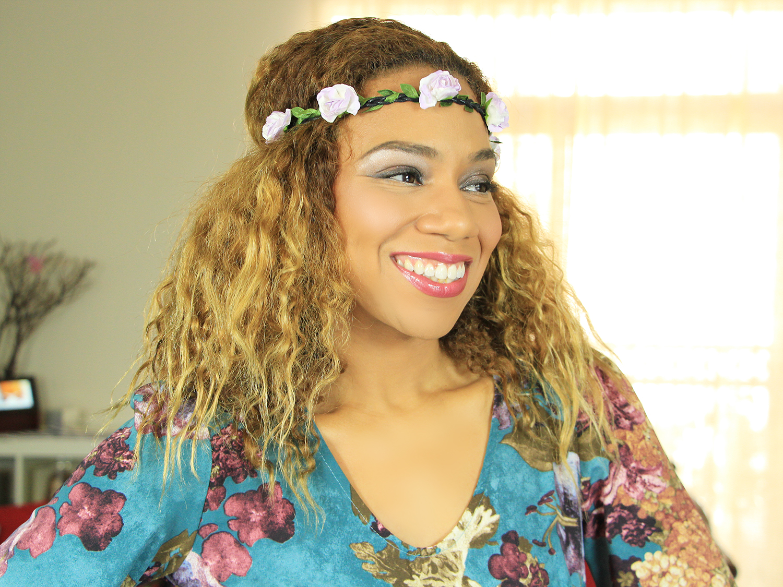 Boho flower crown headband queen of culture online store powered boho flower crown headband izmirmasajfo