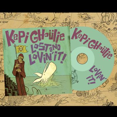 """Cd: kepi ghoulie """"lost and lovin' it"""""""